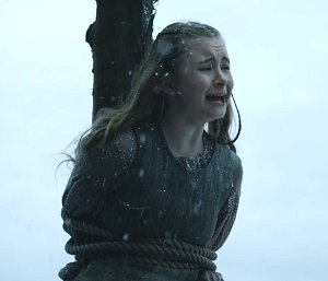 Game of Thrones, Season 5 Episode 9, The Dance of Dragons, Shireen