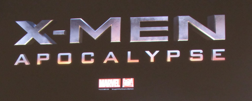 SDCC, SDCC 2015, X-Men: Apocalypse, 20th Century Fox