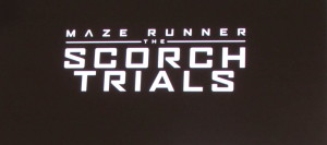 SDCC, SDCC 2015, Maze Runner, Scorch Trials