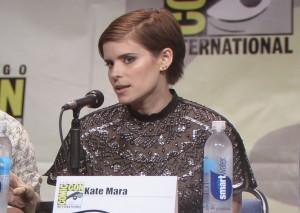 SDCC, SDCC 2015, Fantastic Four, Kate Mara