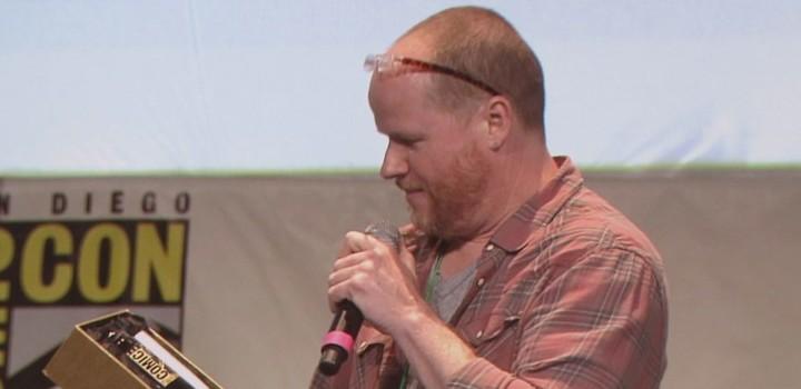 SDCC, SDCC 2015, Joss Whedon, Icon Award