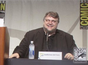 SDCC, SDCC 2015, Legendary, Crimson Peak, Guillermo del Toro