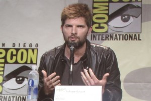 SDCC, SDCC 2015, Legendary, Krampus, Adam Scott