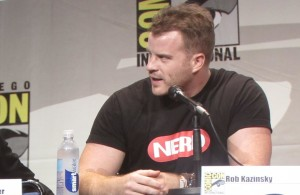 SDCC, SDCC 2015, Legendary, Warcraft, Rob Kazinsky