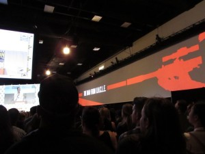 SDCC 2015, Warner Bros, Man from UNCLE, Hall H