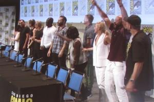 SDCC 2015, Warner Bros, Hall H, Suicide Squad