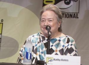 SDCC, SDCC 2015, Women Who Kick Ass, Kathy Bates