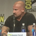 SDCC, SDCC 2015, Legends of Tomorrow, Caity Lotz, Dominic Purcell