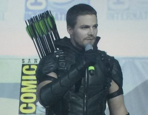 SDCC, SDCC 2015, Green Arrow, Stephen Amell