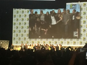 SDCC, SDCC 2015, 20th Century Fox, superhero selfie