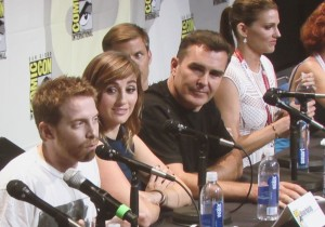 SDCC 2015 Thursday Con Man Panel