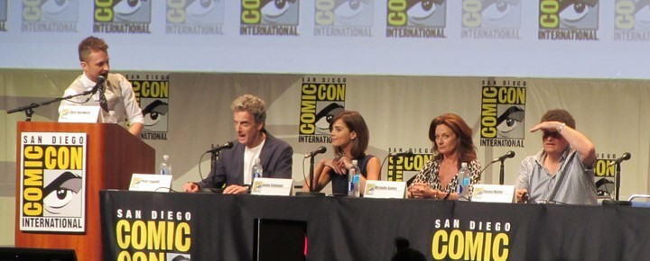 SDCC 2015 Thursday Doctor Who Panel