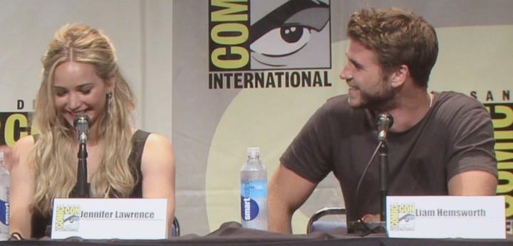 SDCC 2015 Thursday Hunger Games Panel