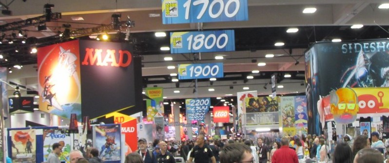 SDCC 2015, Preview Night