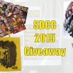 SDCC 2015 Giveaway