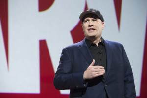KEVIN FEIGE D23 Expo 2015 Marvel Panel