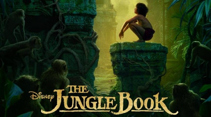 D23 Expo 2015, The  Jungle Book, poster