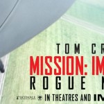 Movie Review:  Mission: Impossible – Rogue Nation