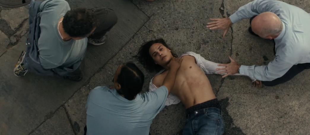 Fear the Walking Dead, Season 1 Episode 1, series premiere, pilot, Nick