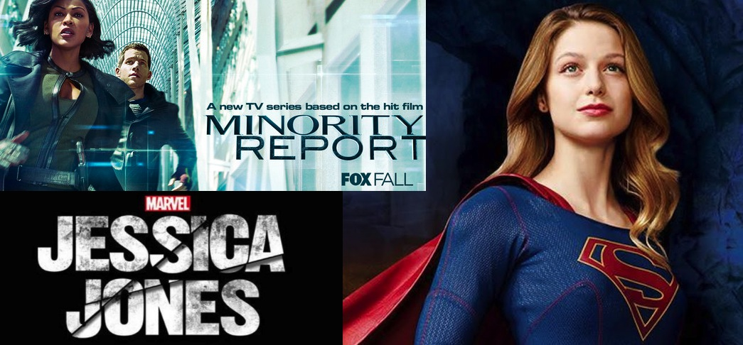 A Geek's Guide to New TV Shows in Fall 2015