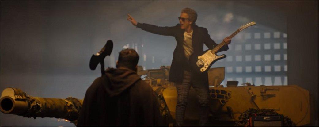 Doctor Who, Season 9 Episode 1, The Magician's Apprentice