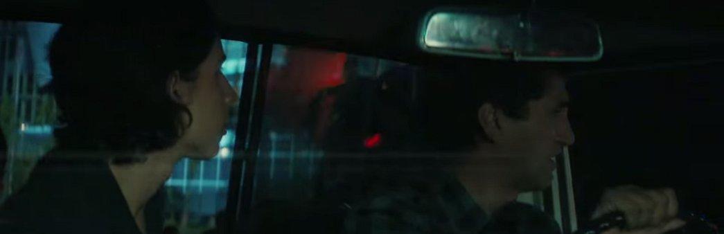 Fear the Walking Dead, Season 1 Episode 3, The Dog, Chris, Travis