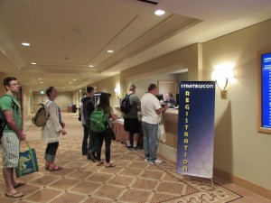Strategicon, Gateway 2015