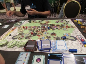 Strategicon, Gateway 2015, Overlords of Infamy