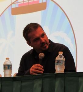 Long Beach Comic Con, LBCC 2015, Daredevil, Christos Gage