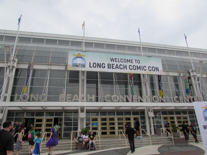 Long Beach Comic Con 2015