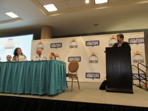 Long Beach Comic Con, LBCC 2015, Tara Butters, Marc Guggenheim, Ralph Garman