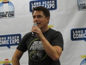 Long Beach Comic Con, LBCC 2015, John Barrowman