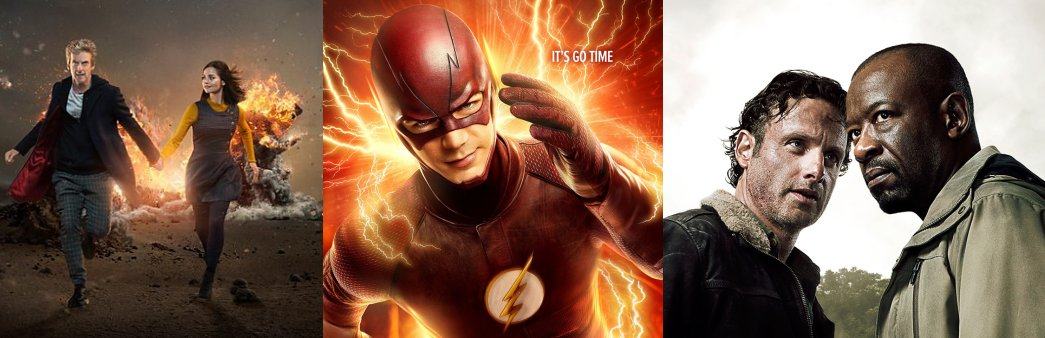A Geek's Guide to Returning Fall TV 2015
