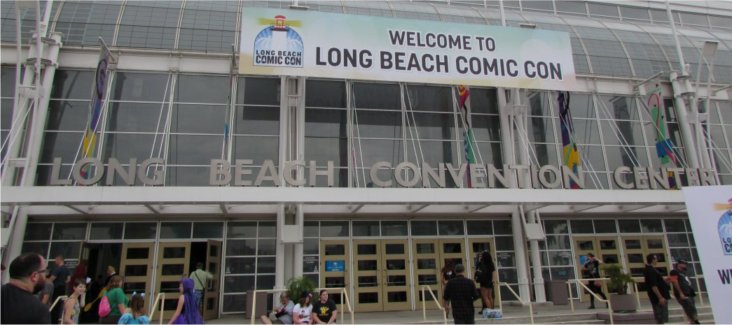 Welcome to Long Beach Comic Con, LBCC 2015