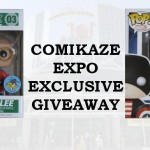 Comikaze Expo Exclusive Giveaway