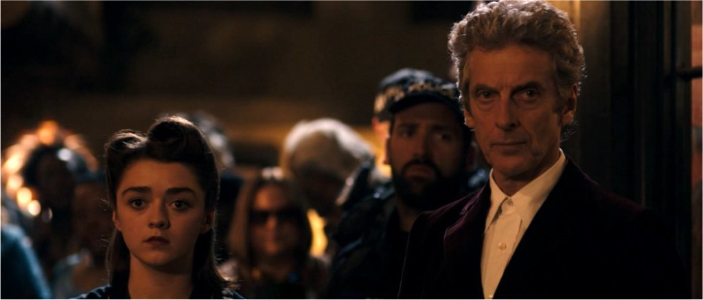 Doctor Who, Season 9 Episode 10, Face the Raven