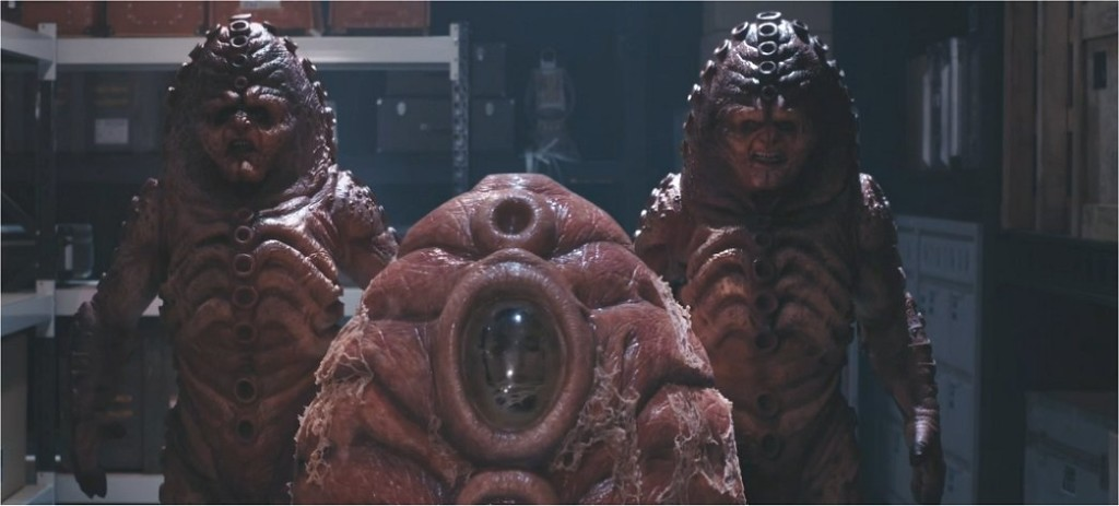 Doctor Who, Season 9 Episode 8, The Zygon Inversion