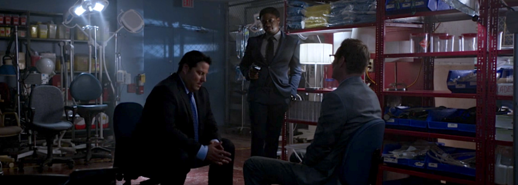 Heroes Reborn, Season 1 Episode 8, June 13th Part Two, Matt Parkman, Noah