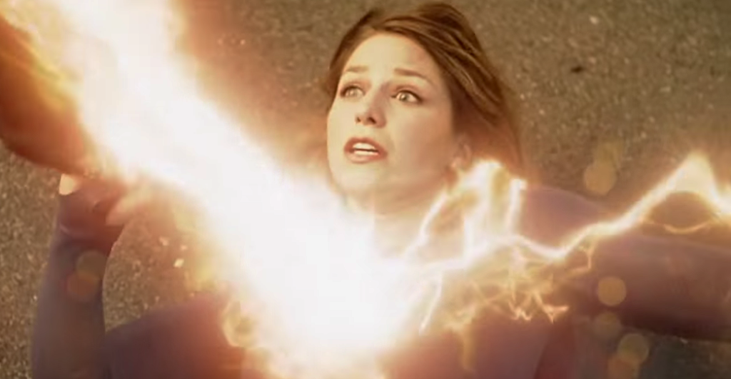 Supergirl, Season 1 Episode 3, Fight or Flight
