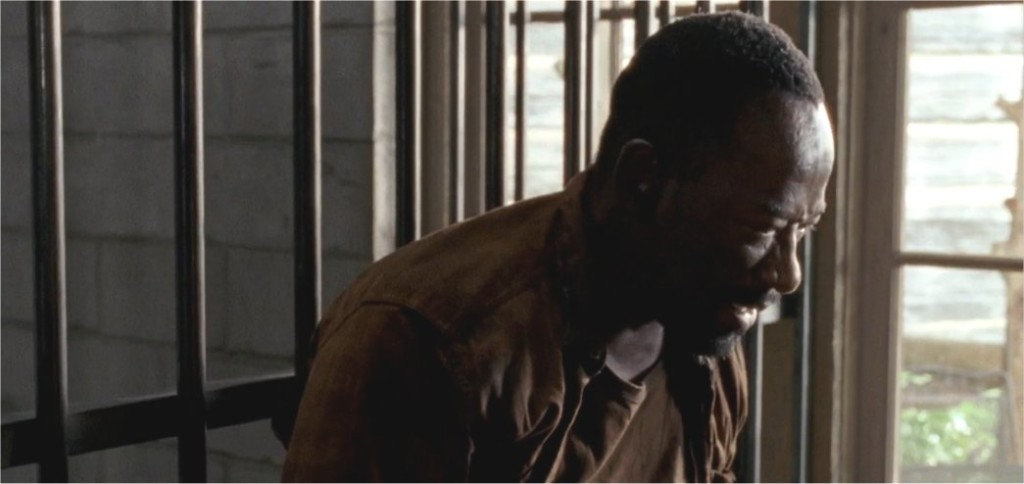 The Walking Dead, Season 6 Episode 4, Here's Not Here, Morgan