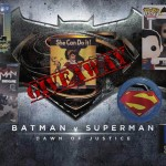 Batman v Superman Giveaway