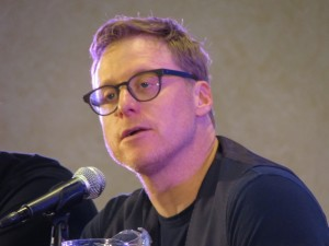 Long Beach Comic Expo 2016, Alan Tudyk