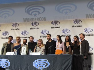 WonderCon 2016, Friday, Microsoft Theater, Containment