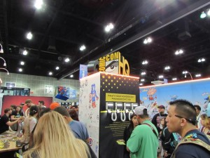 WonderCon 2016, Friday, Exhibit Hall