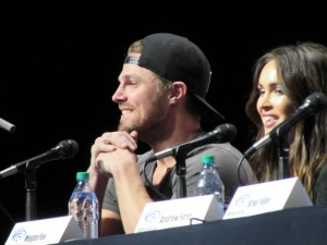 WonderCon 2016, Friday, Microsoft Theater, TMNT 2, Teenage Mutant Ninja Turtles: Out of the Shadows, Stephen Amell, Megan Fox