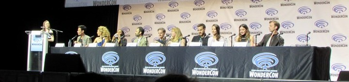WonderCon 2016, Friday, Containment
