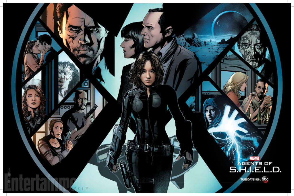 Agents of SHIELD, WonderCon
