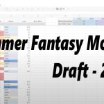 Fantasy Movie Draft – Fantasy Football For Movie Nerds