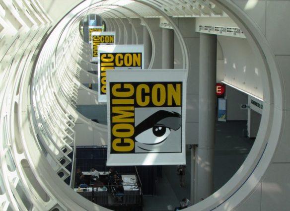 San Diego Comic-Con 2015, logo, SDCC 2015