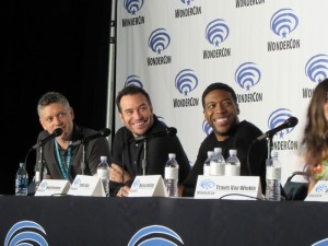 WonderCon 2016, The Last Ship, executive producers, Steven Kane, Hank Steinberg, Jocko Sims